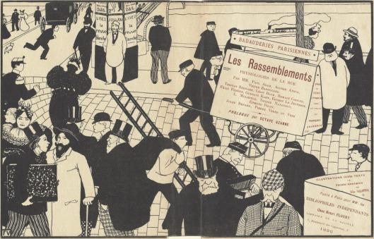 felix-vallotton-book-jacket-for-badauderies-parisiennes-les-rassemblements-physiologies-de-la-rue-1896